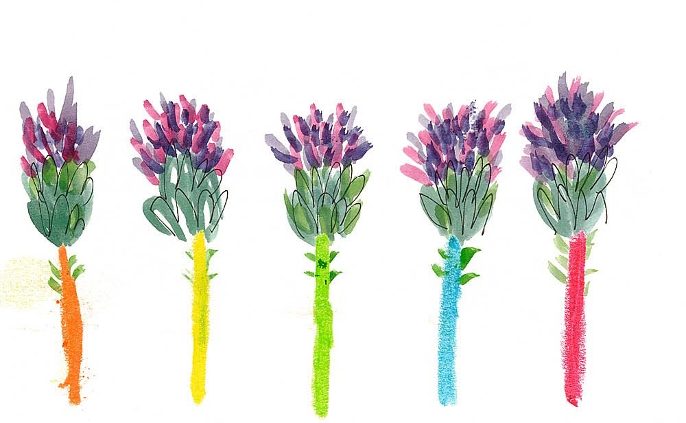 Stunning New Art Collection brings Flowers Back into Hospitals