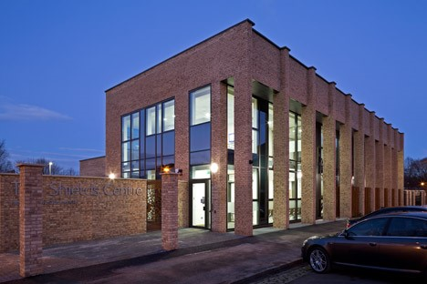 Shields Centre Picks Up Prestigious Architecture Award