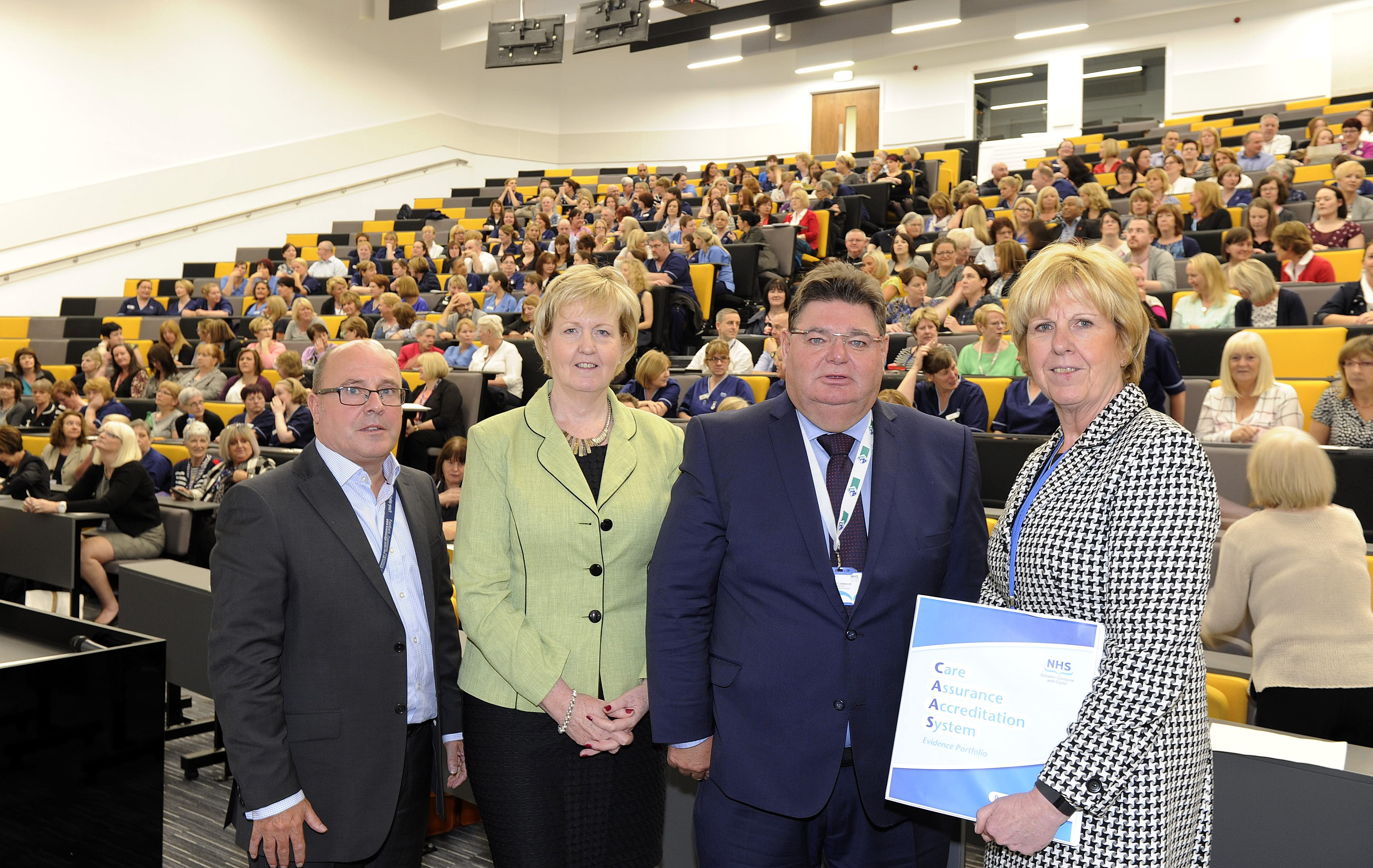 New Acute Nursing Care Quality System Launched
