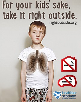 Smokefree - Take it right outside