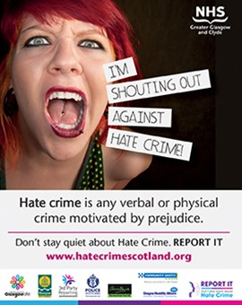 Hate Crime 2016 - Female