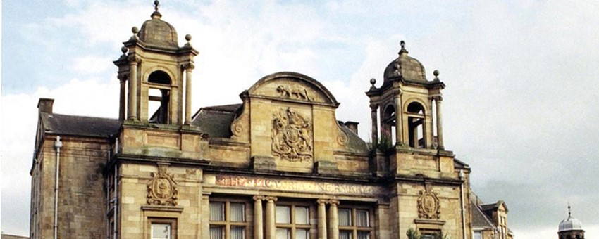 New owner announced for Victoria Infirmary site