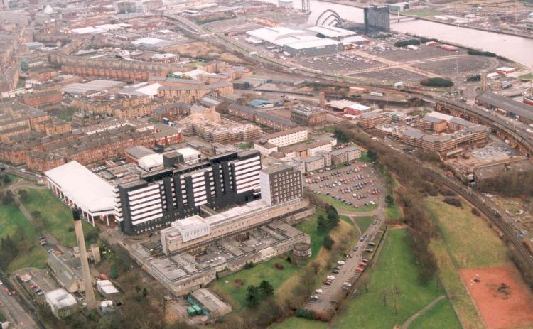 West Glasgow Ambulatory Care Hospital to Open on Former Children's Hospital Site at Yorkhill