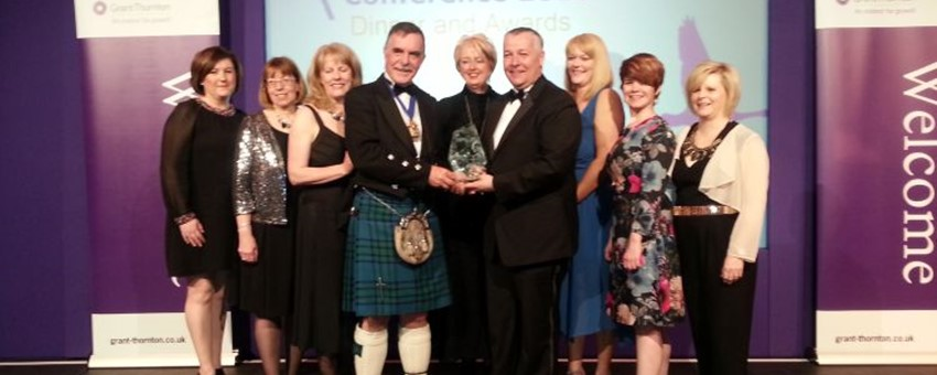 Top Award for Health Finance Team