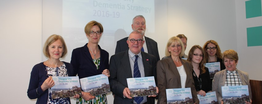 Glasgow aims to become one of Scotland's first dementia friendly cities