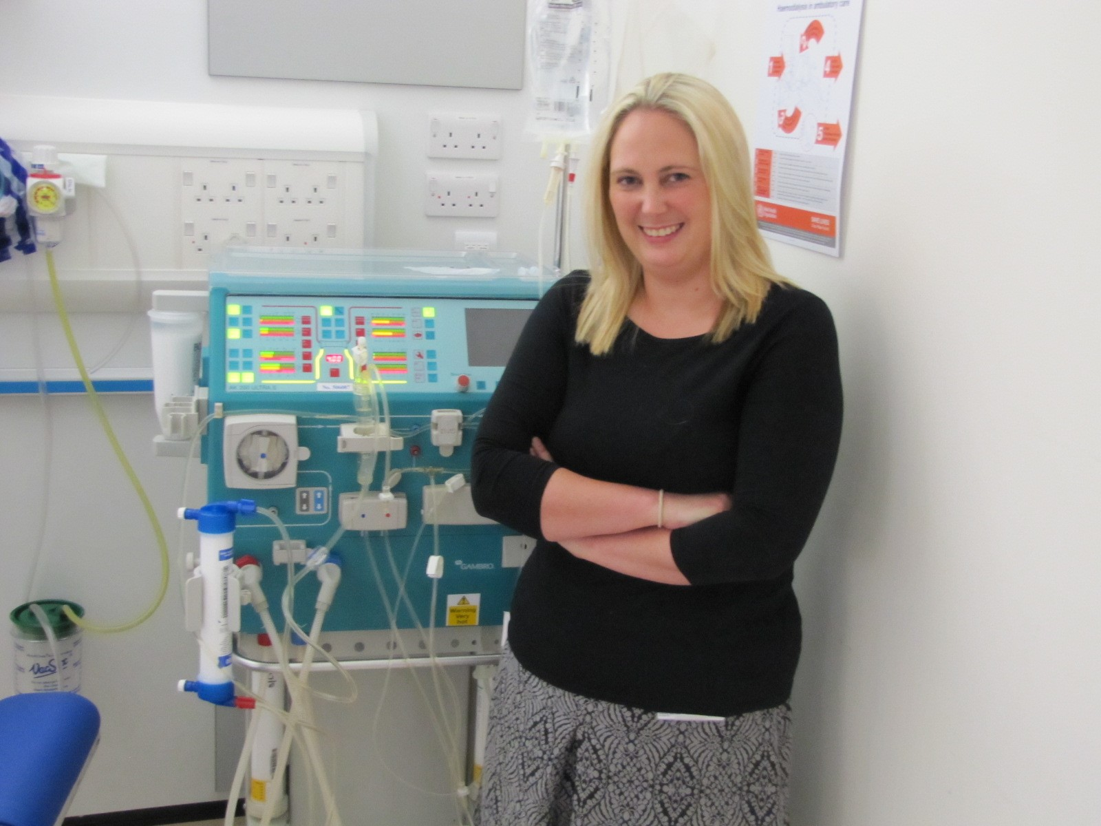 Pioneering trial offers huge benefits for patients needing dialysis recognised by The Lancet