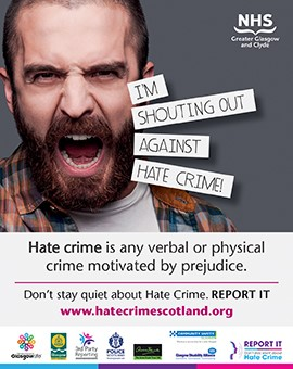 Hate Crime 2016 - Male