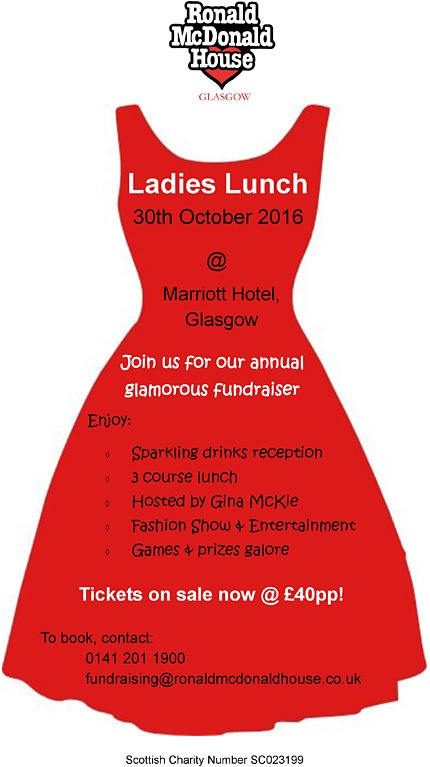 RMH - Ladies Lunch
