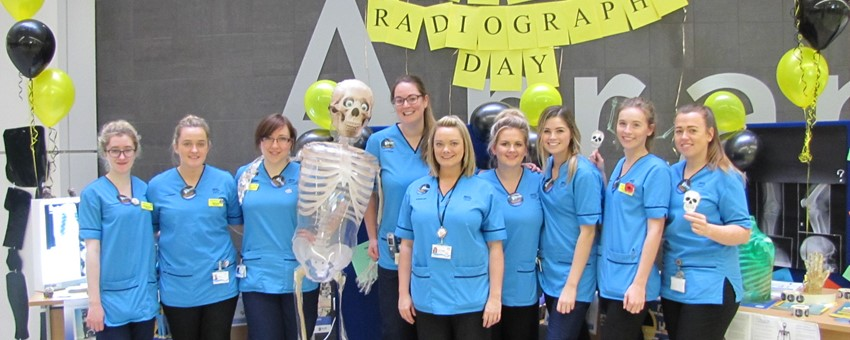 The Wonders of Radiography is Celebrated on World Radiography Day