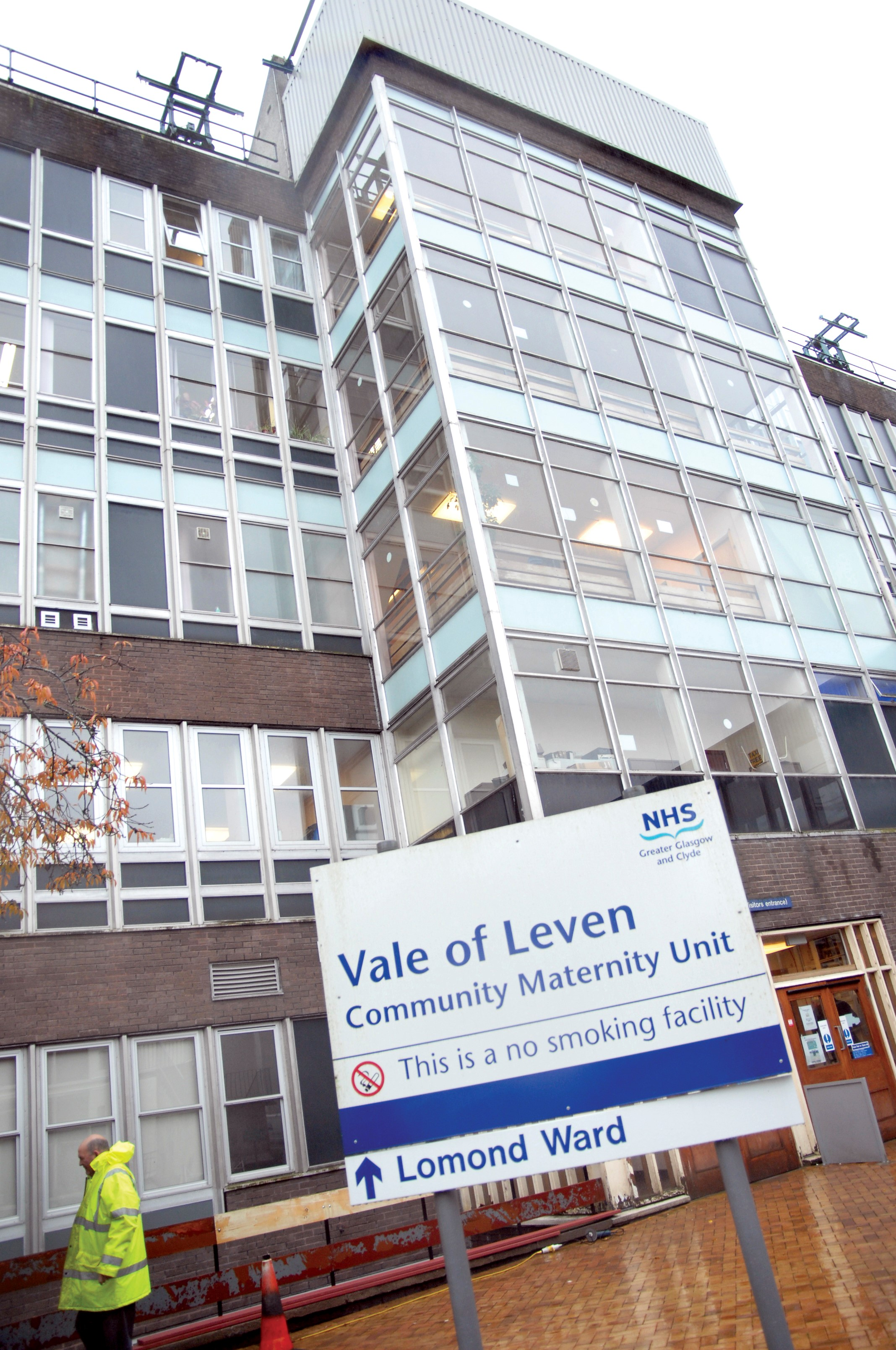 Clinicians back Vale of Leven Community Mataernity Unit changes