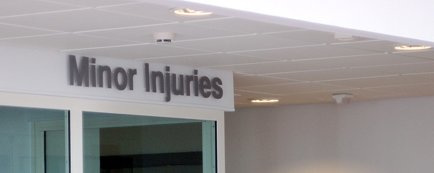 West Glasgow Minor Injuries Unit temporary transfer to Queen Elizabeth University Hospital
