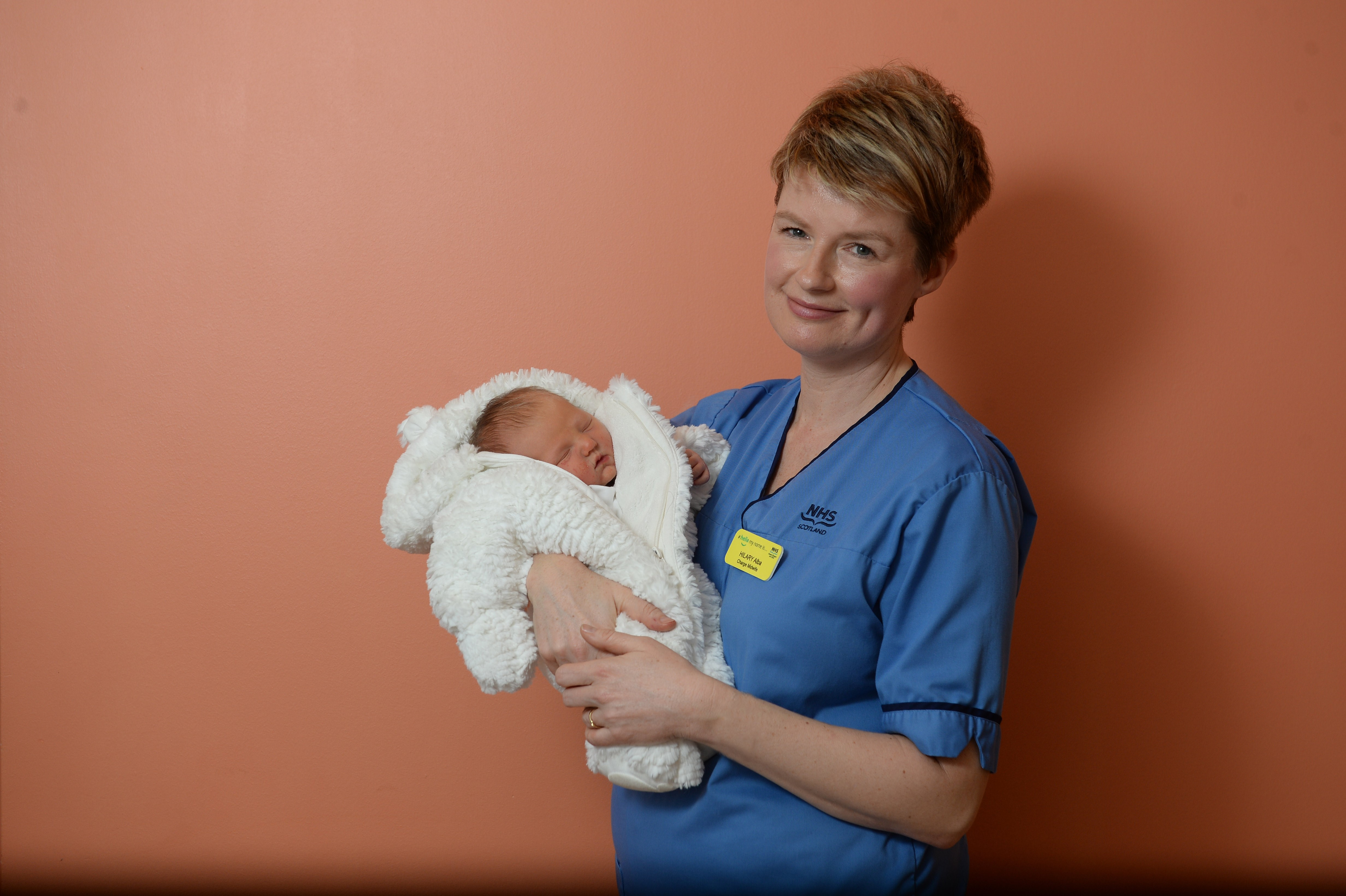 Glasgow midwife selected to be one of the first Queen's Nurses in almost 50 years