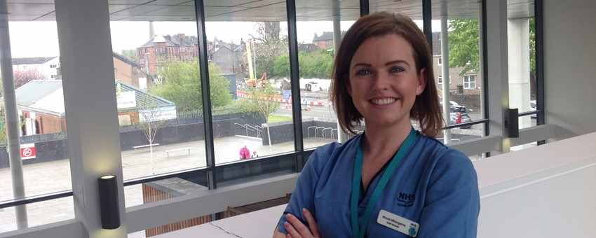 NHS Greater Glasgow and Clyde takes part in a celebration of the role of midwives around the world
