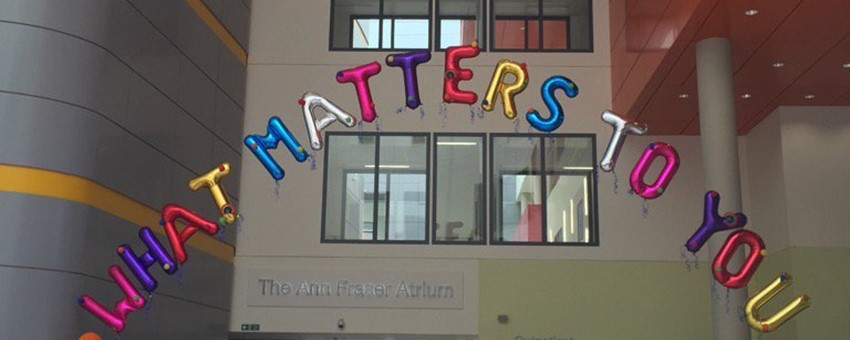 Hospitals set to celebrate international What Matters to You? Day