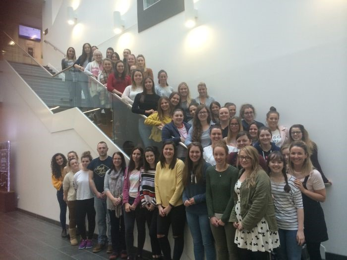 Sixty New Paediatric Nursing Staff Ready to Put Their Training to Good Use