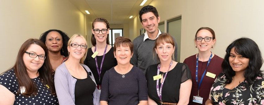 Work of Glasgow & Clyde Paediatric Liaison Psychiatrists Recognised With National Award