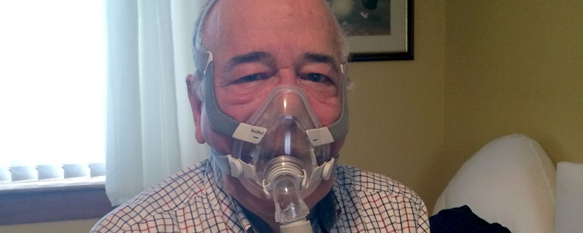 COPD patient praises treatment for 'giving him his life back'