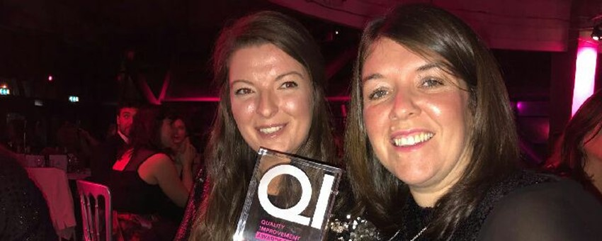 Another Two National Awards for Quality Improvement