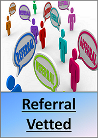 Referral Vetted