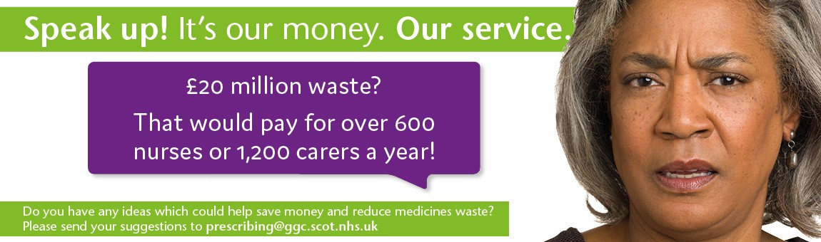 £20 million waste? Speak up! It's our money. Our Service.