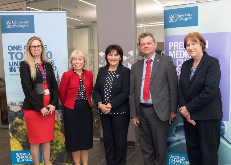 Cabinet Secretary Visits Imaging Centre of Excellence