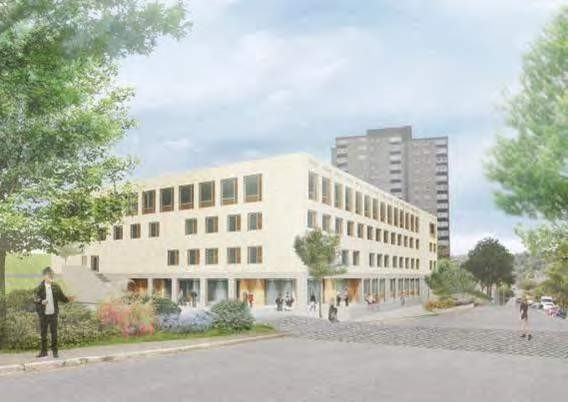New £21m Greenock Health and Care Centre Takes Major Step Forward