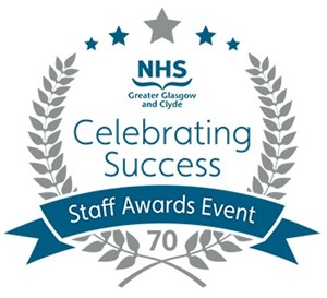 NHS Staff Awards for Excellence logo
