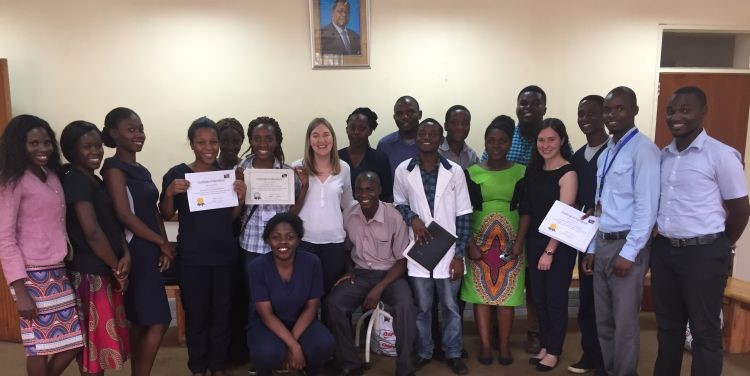 Two Glasgow Physiotherapists Helping Change the Lives of Burns Victims in Malawi