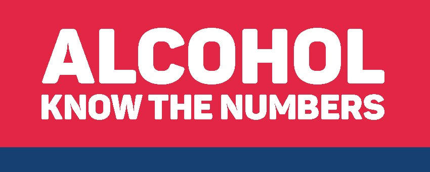 Alcohol - Know the numbers