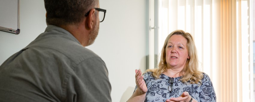 Mental Health project shortlisted for award dedicated to tackling communication barriers