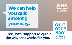 Quit your way staff support