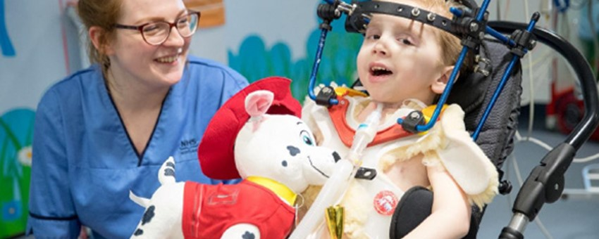 Royal Hospital for Children holds conference on helping sick children get on the MOVE