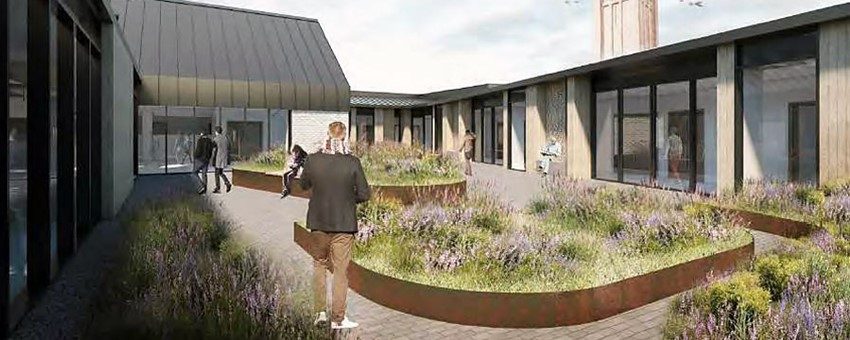 Nhsggc Stobhill New Mental Health Wards