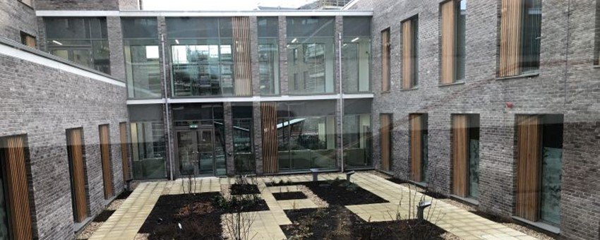 Iconic Design of New Health & Care Centre Shortlisted for National Award