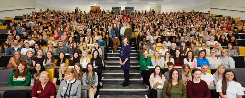 Newly Qualified Nurses Join Glasgow and Clyde