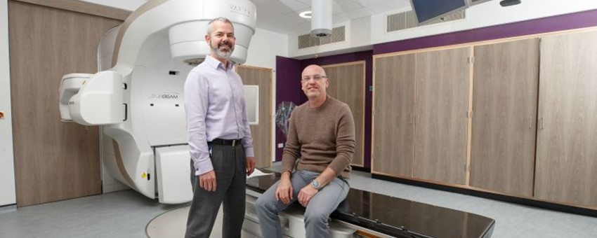 Glasgow Scientists Leading the Way in Next Generation Radiotherapy Research
