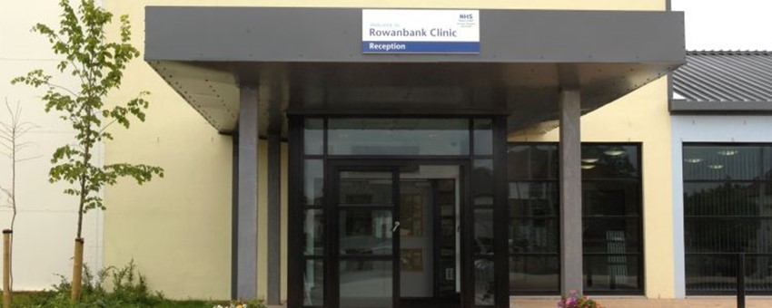 Rowanbank Clinic receives positive report from Mental Welfare Commission