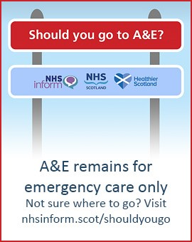 Should you go to A&E