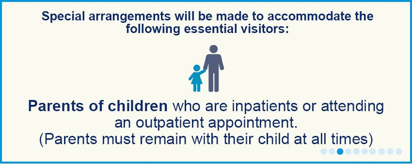 Parents of child patients