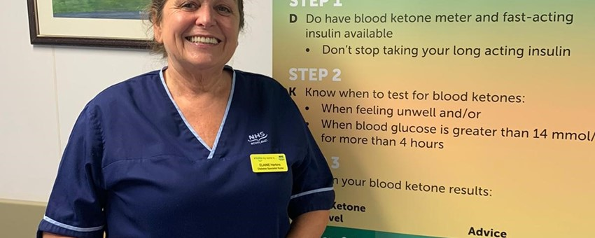 NHSGGC nurse nominated for top award