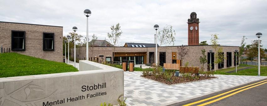 Nhsggc Brand New Stobhill Hospital Wards Open Doors To Patients
